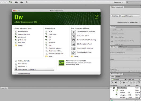 Adobe Dreamweaver CS6 Full